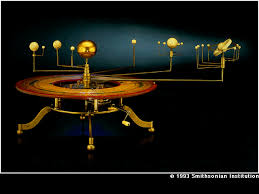 models of the planets