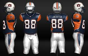 auburn football uniforms