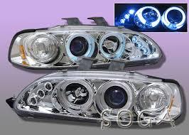 civic led headlights