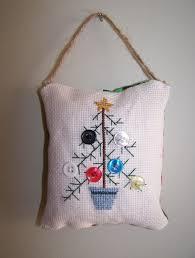 cross stitch ornaments