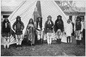 apache indian clothing