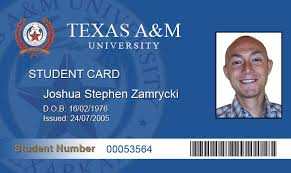 college id template