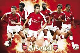 arsenal football players