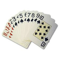copag playing card