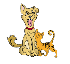 animated pet