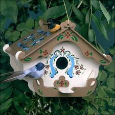 bird houses pictures