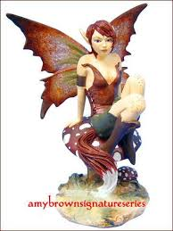 amy brown figurines