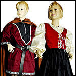 medieval clothing for children