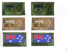 australian army patches