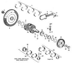 crankshaft parts