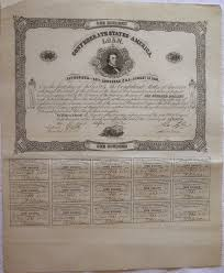 civil war bonds
