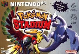 pokemon nintendo 64 game