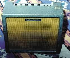 rickenbacker amplifier