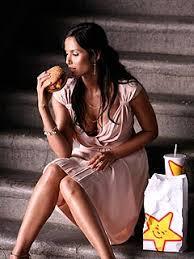hamburger ad