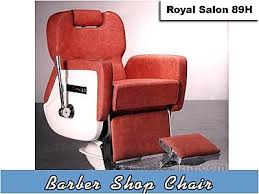 baber shop chairs