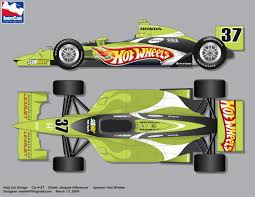 Indy Car Hot Wheels by