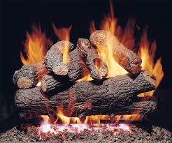 fireplaces log