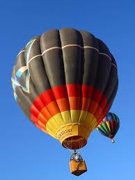 balloons hot air