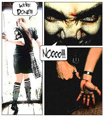 comic book graphic novel