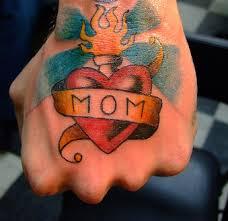 mom tattoo