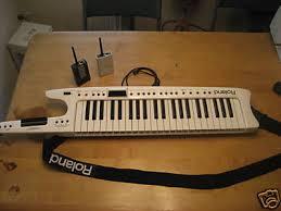 keyboard roland ax7