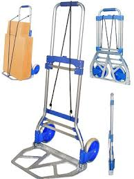 collapsable hand truck