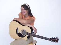 girl acoustic guitars
