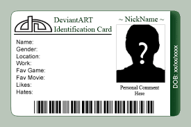 id template