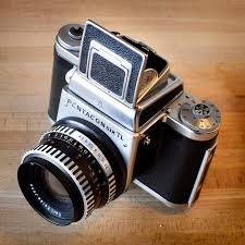 pentacon cameras