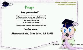 sample graduation cards