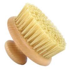 exfoliation brush