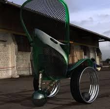 electronic wheel chair