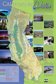california water map