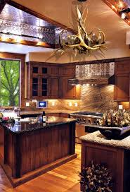 arts and crafts style kitchens
