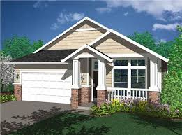 bungalow home plan
