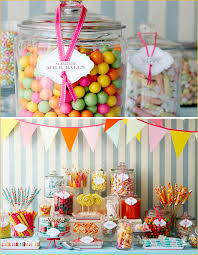 candy party theme
