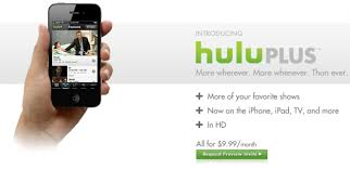 Tagged: hulu plus, internet,