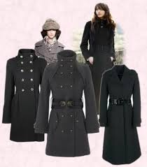military coat fashion