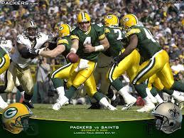 saints vs packers