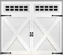 carriage house door