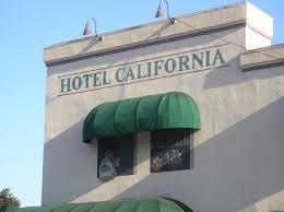 hotel california ghost