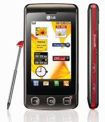 lg kp500 stylus