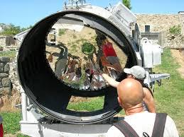 miroir concave