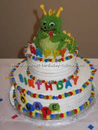 baby einstein birthday cakes