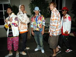 hip hop clothing style