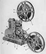 ampro projector
