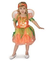 pumpkin fairy costume