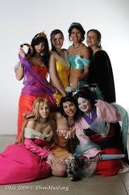disney princess cosplay