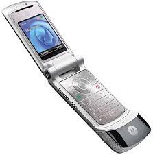 silver mobile