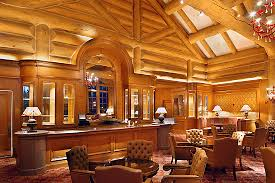large log homes